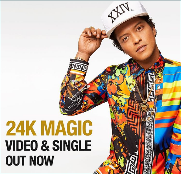Bruno Magic in the Air