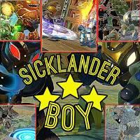 SickLander Boy